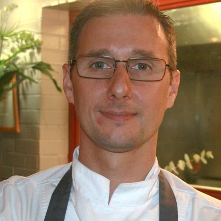 Christophe Grosjean cours de cuisine