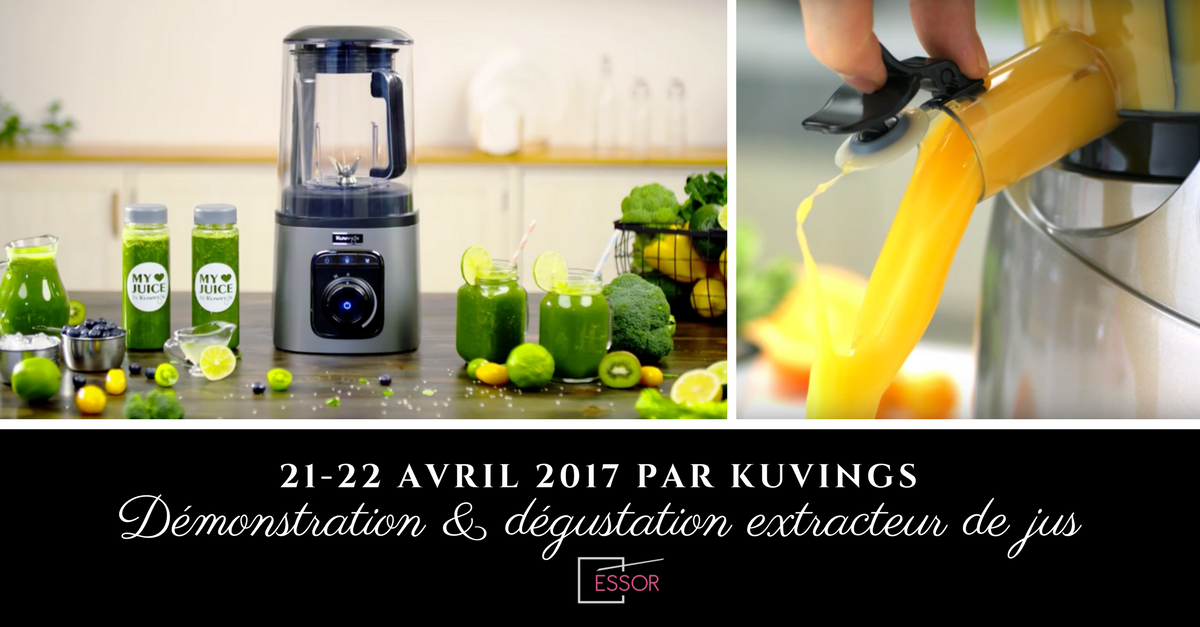 Kuvings Extracteur de jus