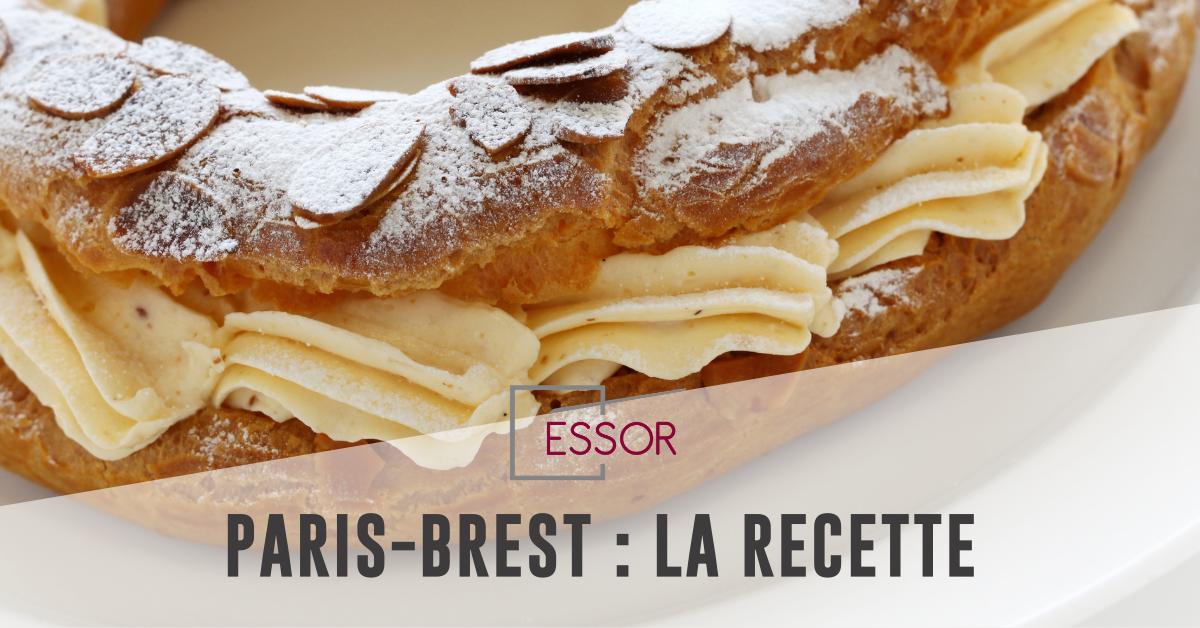 Recette Paris-Brest