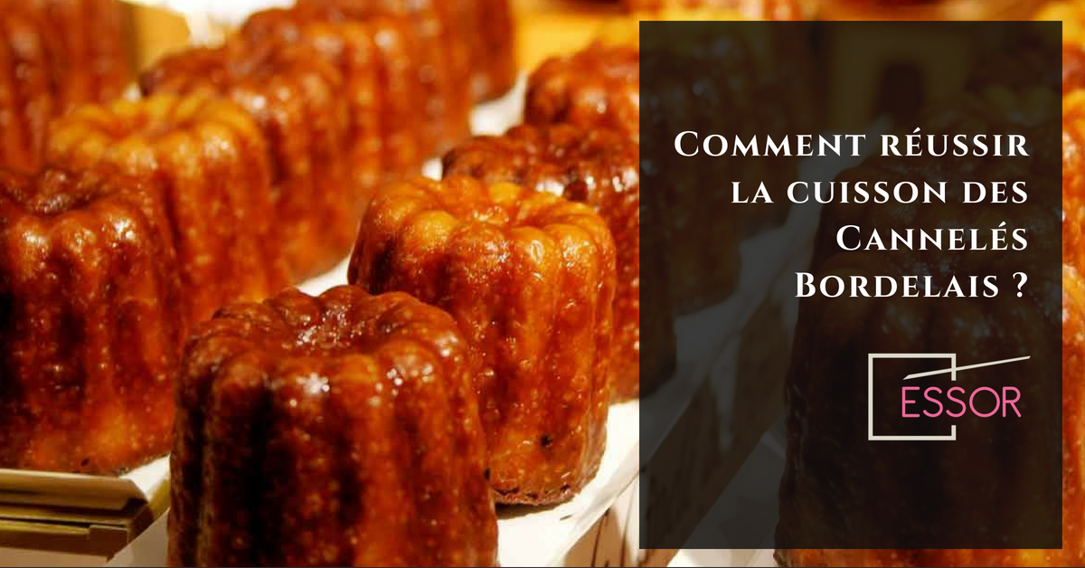 Cuisson cannelés