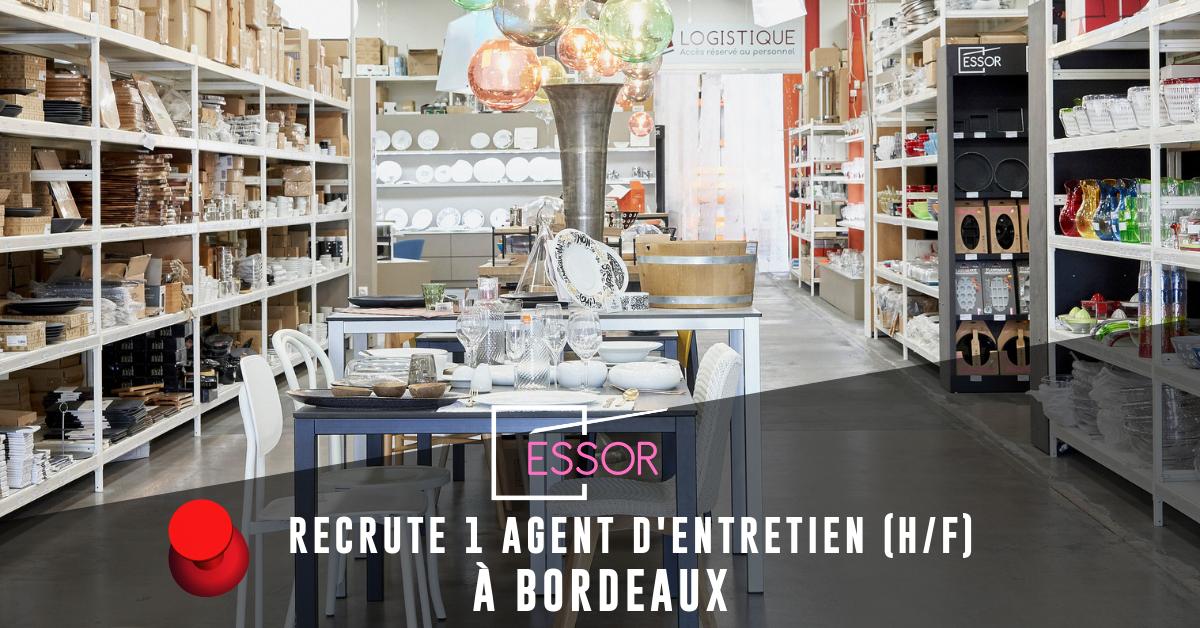 Essor Bordeaux entretien