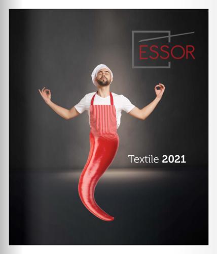 Catalogue Textile 2021